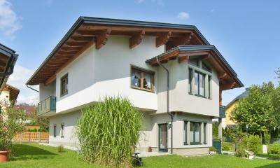 Dachstühle & Wohnhäuser