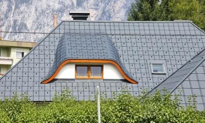 Gauben / Dachgeschossausbauten
