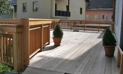 Terrassen / Eingangsüberdachungen