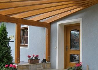 Wintergärten / Terrassen / Eingangsüberdachungen